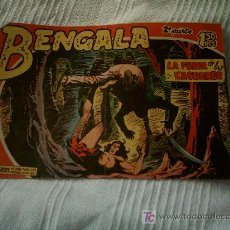 Tebeos: BENGALA 2º PARTE Nº 16 ORIGINAL. Lote 25018085