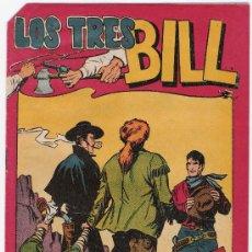 Tebeos: LOS TRES BILL. MAGA. Nº 15. SIN ABRIR. Lote 24466095
