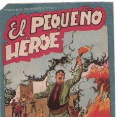 Tebeos: EL PEQUEÑO HÉROE. MAGA 1956. Nº 32. SIN ABRIR. Lote 16837788