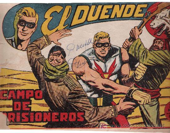 EL DUENDE.MAGA. Nº 15 (Tebeos y Comics - Maga - Otros)