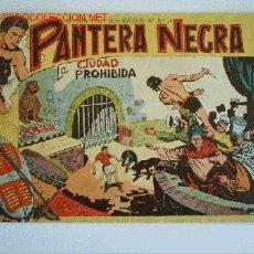 Tebeos: PANTERA NEGRA 1ª Nº 8. Lote 27357936