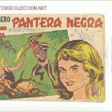 Tebeos: PEQUEÑO PANTERA NEGRA Nº 168 ORIGINAL. Lote 26326199