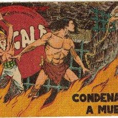 Tebeos: BENGALA (MAGA ) ORIGINALES 1959-1960 LOTE. Lote 27593916