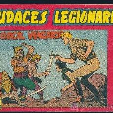 Tebeos: AUDACES LEGIONARIOS Nº12- EDITORAL MAGA, IMPRENTA NOGUERA- EL CHACAL VENGADOR. Lote 22310877