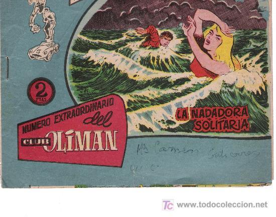 OLIMAN CLUB.NÚMERO EXTRAORDINARIO 22 (Tebeos y Comics - Maga - Oliman)