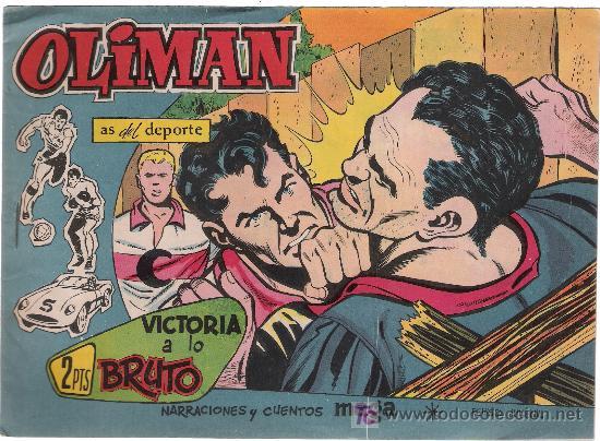 OLIMAN.MAGA.Nº 33.EN CONTRAPORTADA CLUB DEPORTIVO TENERIFE (Tebeos y Comics - Maga - Oliman)