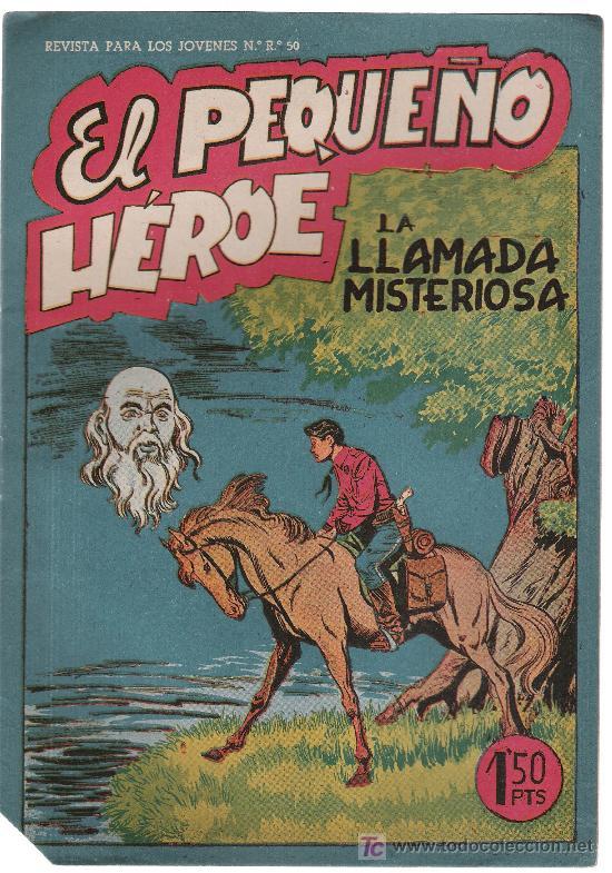EL PEQUEÑO HÉROE. MAGA. Nº 38. SIN ABRIR (Tebeos y Comics - Maga - Pequeño Héroe)