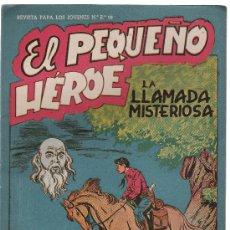 Tebeos: EL PEQUEÑO HÉROE. MAGA. Nº 38. SIN ABRIR. Lote 16711997
