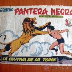 Tebeos: PEQUEÑO PANTERA NEGRA, Nº 187 - EDITORIAL MAGA 1960. Lote 9889680