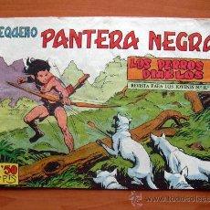 Tebeos: PEQUEÑO PANTERA NEGRA, Nº 142 - EDITORIAL MAGA 1960. Lote 9973930