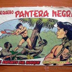Tebeos: PEQUEÑO PANTERA NEGRA, Nº 194 - EDITORIAL MAGA 1960. Lote 9973986