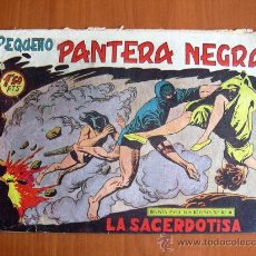 Tebeos: PEQUEÑO PANTERA NEGRA, Nº 156 - EDITORIAL MAGA 1960. Lote 10087913