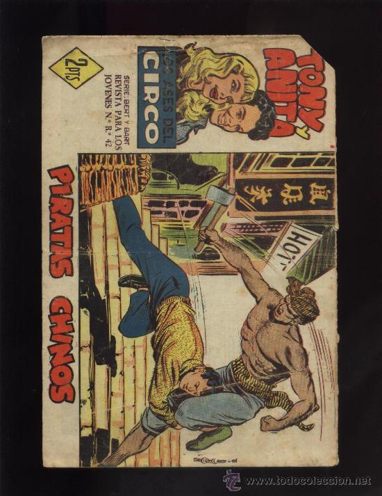 TONY ANITA Nº 55 (Tebeos y Comics - Maga - Tony y Anita)