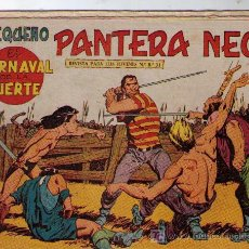 Tebeos: PEQUEÑO PANTERA NEGRA Nº 140. Lote 18250159