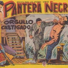 Tebeos: PANTERA NEGRA Nº 32 - EDITORIAL MAGA - ORIGINAL. Lote 27099163