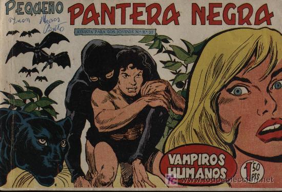 PEQUEÑO PANTERA NEGRA. Nº 147 (Tebeos y Comics - Maga - Pantera Negra)