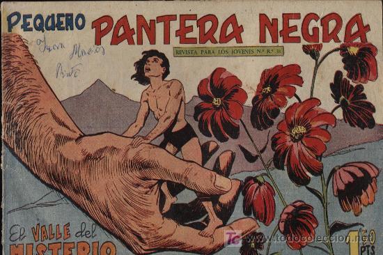 PEQUEÑO PANTERA NEGRA. Nº 150 (Tebeos y Comics - Maga - Pantera Negra)