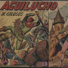 Tebeos: EL AGUILUCHO. Nº 6. Lote 10817089