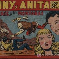Tebeos: TONY Y ANITA. Nº 72,SIN ABRIR. Lote 26766220