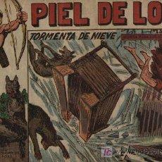 Tebeos: PIEL DE LOBO. Nº 32. Lote 26766231