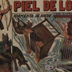 Tebeos: PIEL DE LOBO. Nº 32. Lote 18064726
