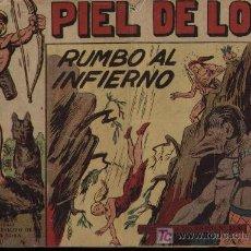 Tebeos: PIEL DE LOBO. Nº 23. Lote 26766232