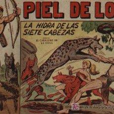 Tebeos: PIEL DE LOBO. Nº 8. Lote 20757613