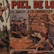 Tebeos: PIEL DE LOBO. Nº 52. Lote 20757615