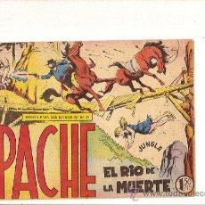 Tebeos: APACHE Nº42 EDITA MAGA . Lote 24718334