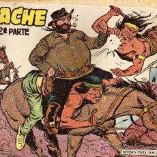 Tebeos: APACHE Nº 24 2ª PARTE - TINOCO - COL. JUNGLA - EDITORIAL MAGA 1959 - ORIGINAL, NO FACSIMIL. Lote 10996862