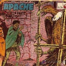 Tebeos: APACHE Nº 26 2ª PARTE - TINOCO - COL. JUNGLA - EDITORIAL MAGA 1959 - ORIGINAL, NO FACSIMIL. Lote 11007703