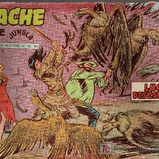 Tebeos: APACHE Nº 27 2ª PARTE - TINOCO - COL. JUNGLA - EDITORIAL MAGA 1959 - ORIGINAL, NO FACSIMIL. Lote 11007748