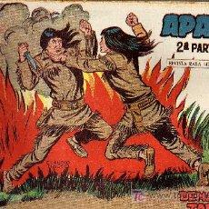 Tebeos: APACHE Nº 28 2ª PARTE - TINOCO - COL. JUNGLA - EDITORIAL MAGA 1959 - ORIGINAL, NO FACSIMIL. Lote 11007768