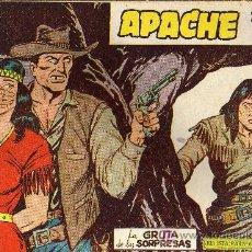 Tebeos: APACHE Nº 30 2ª PARTE - TINOCO - COL. JUNGLA - EDITORIAL MAGA 1959 - ORIGINAL, NO FACSIMIL. Lote 11007798