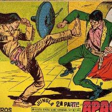 Tebeos: APACHE Nº 48 2ª PARTE - TINOCO - COL. JUNGLA - EDITORIAL MAGA 1959 - ORIGINAL, NO FACSIMIL. Lote 11008093