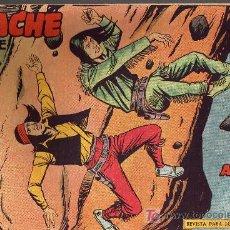 Tebeos: APACHE Nº 54 2ª PARTE - TINOCO - COL. JUNGLA - EDITORIAL MAGA 1959 - ORIGINAL, NO FACSIMIL. Lote 25911738