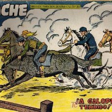 Tebeos: APACHE Nº 63 2ª PARTE - TINOCO - COL. JUNGLA - EDITORIAL MAGA 1959 - ORIGINAL, NO FACSIMIL. Lote 11008220