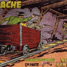 Tebeos: APACHE Nº 65 2ª PARTE - TINOCO - COL. JUNGLA - EDITORIAL MAGA 1959 - ORIGINAL, NO FACSIMIL. Lote 11008262
