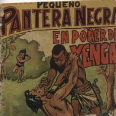 Livros de Banda Desenhada: PEQUEÑO PANTERA NEGRA Nº 86. Lote 11051401