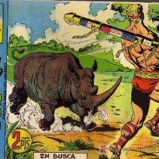 Tebeos: EL PRINCIPE DE RODAS - Nº 55 - LOPEZ BLANCO - ED. MAGA 1960 - ORIGINAL, NO FACSIMIL. Lote 11032545