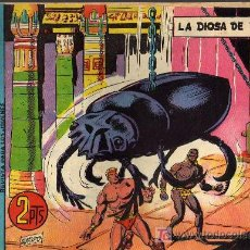 Tebeos: EL PRINCIPE DE RODAS - Nº 53 - LOPEZ BLANCO - ED. MAGA 1960 - ORIGINAL, NO FACSIMIL. Lote 11032566