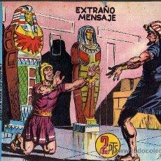 Tebeos: EL PRINCIPE DE RODAS - Nº 47 - LOPEZ BLANCO - ED. MAGA 1960 - ORIGINAL, NO FACSIMIL. Lote 11032631