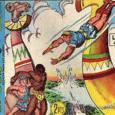 Tebeos: EL PRINCIPE DE RODAS - Nº 45 - LOPEZ BLANCO - ED. MAGA 1960 - ORIGINAL, NO FACSIMIL. Lote 11032652
