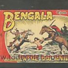 BENGALA 2ª Nº 34 ED.MAGA
