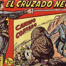 Giornalini: EL CRUZADO NEGRO - Nº 25 - MANUEL GAGO - EDITORIAL MAGA 1961/62 - ORIGINAL, NO FACSIMIL. Lote 11301821
