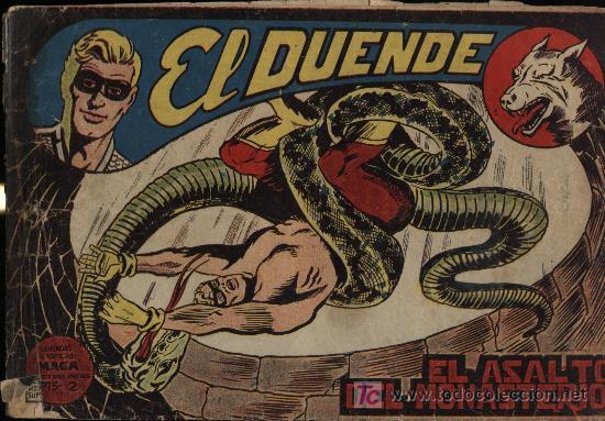 EL DUENDE. Nº 33 (Tebeos y Comics - Maga - Otros)