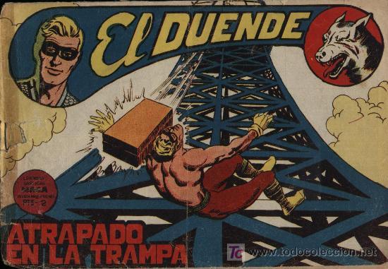 EL DUENDE. Nº 31 (Tebeos y Comics - Maga - Otros)