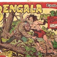 Tebeos: BENGALA 2ª Nº 29 EDITORIAL MAGA 1959 ORIGINAL. Lote 18776915
