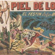 Tebeos: PIEL DE LOBO Nº 26 EDITORIAL MAGA ORIGINAL. Lote 20781651