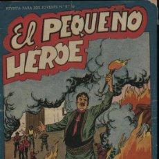 Tebeos: EL PEQUEÑO HEROE. Nº 32. Lote 11674707